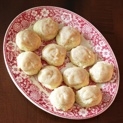 Ricotta Cookies With Brown Butter Icing