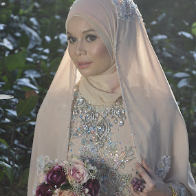 by Shafiq Azli - Wedding Bride