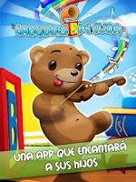 Screenshot of Canciones de Cuna - Para soñar