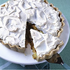 Gooseberry Meringue Tart