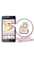 Screenshot of HELLO KITTY Battery Widget3