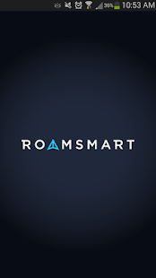 RoamSmart - screenshot