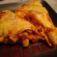 Stove-Top Chicken Enchilada Lasagna
