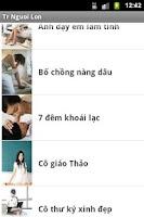 Screenshot of Truyen Nguoi Lon