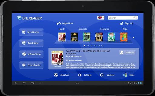 Download Ebook Reader For Laptop,PC,Windows (7 , 8