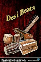 Screenshot of Desi Beats