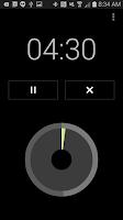 Screenshot of Tea Timer