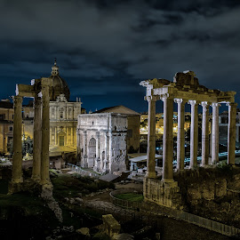 What a wonderful Rome by Antonio Zarli - Buildings & Architecture Public & Historical (  )