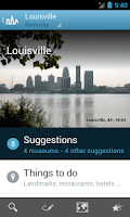 Screenshot of Kentucky Guide by Triposo
