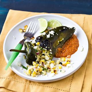 Vegetarian Grilled Stuffed Jalapenos Recipes