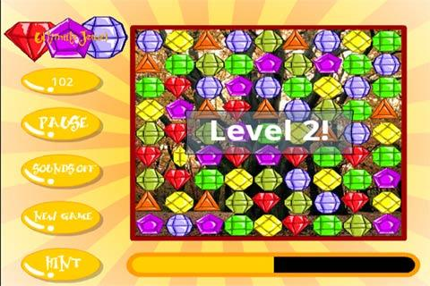 diamond-and-jewel-2 for android screenshot