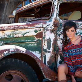 Alissa B. by Wayne Kowalski - People Portraits of Women ( 2014, nelson )