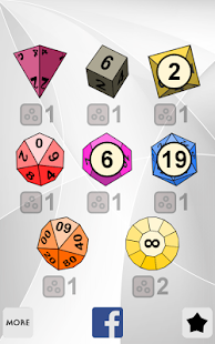 Universal Dice - screenshot