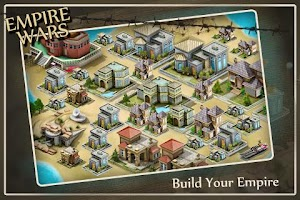 Screenshot of Empire Wars Live
