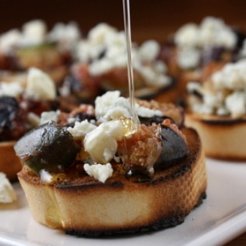 Animal-Style Grilled Cheese Bruschetta Recipes — Dishmaps
