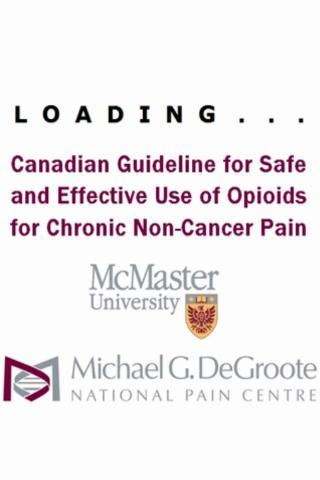 NPC Opioid Guidelines