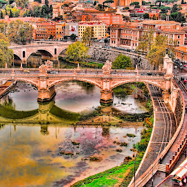 Rome by Graham White - City,  Street & Park  Historic Districts