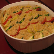 Tian (Provencal Baked Vegetables)