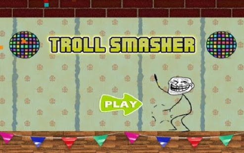 Troll Smasher - screenshot