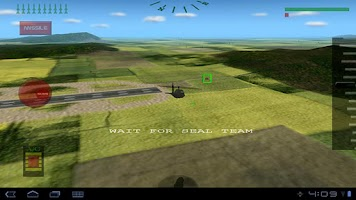 Screenshot of ★ Stealth Chopper Demo 3D ★