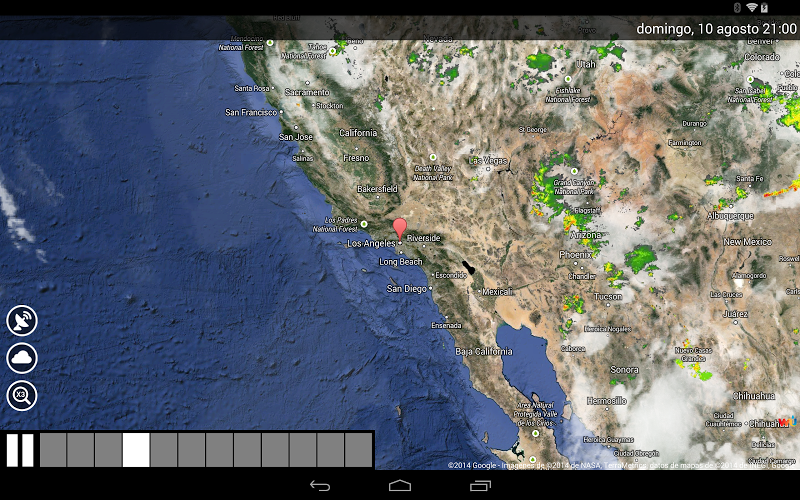 Weather XL PRO Screenshot 10