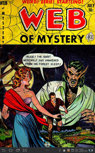 Web of Mystery 11