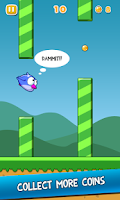 Screenshot of Crazy Bird