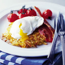 Parsnip Hash Browns