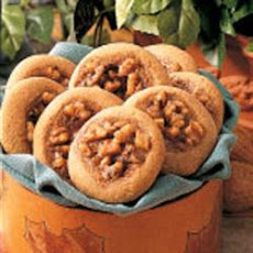 Walnut Thumbprints