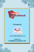 Screenshot of Marbel Belajar Grammar