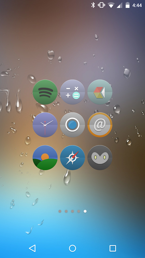 Ponoco - Icon Pack Screenshot 3