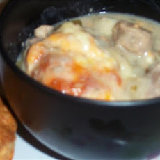 Wonderful Pork and Cider Casserole