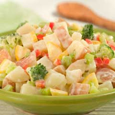 Ranch Potato Salad Primavera
