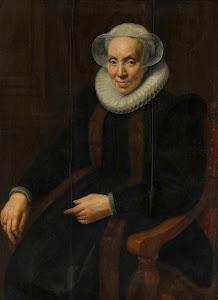 RIJKS: Paulus Moreelse: painting 1615