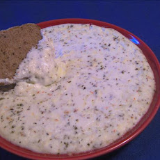 Awesome White Pizza Dip