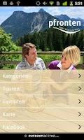 Screenshot of Pfronten im Allgäu