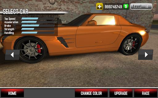 Racer UNDERGROUND - screenshot