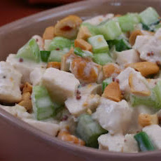 Kalyn and Mimi's Chicken Salad with Mustard and Cashews