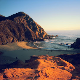Pfeiffer Beach, Big Sur, CA by Ankit Goila - Landscapes Beaches