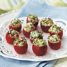 Tomato-Bacon Nibbles