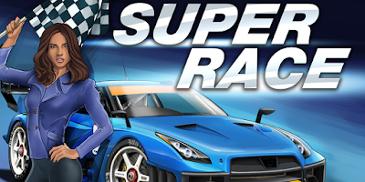 Screenshot of Super race