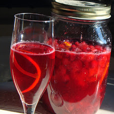 Santa's Cranberry Vodka