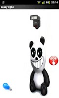 Screenshot of What Funny Panda Flashlight
