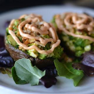 Avocado Stuffed Vegetarian Recipes