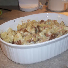 Campfire (Or Oven) Pepper Jack and Bacon Potatoes