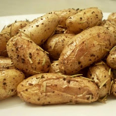 Roasted Rosemary Fingerlings