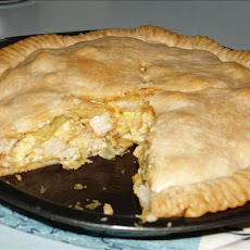 Sarah Shipley's Chicken Pot Pie