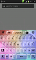 Screenshot of Keyboard for Motorola Razr i
