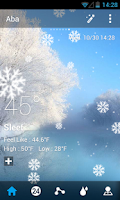 Screenshot of Default Dynamic 2.0 GO Weather