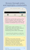 Screenshot of PocketBook-PDF,EPUB,FB2 reader